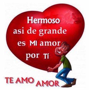 Imagenes De Amor Para Mi Novia Con Frases Hermosas Imagenes Bonitas