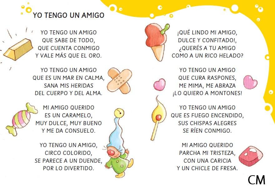 Poemas Para Una Amiga: Imágenes Con Poemas De Amistad