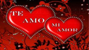 Imágenes de Te Amo Mi Amor de corazones