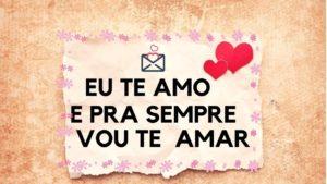 Imágenes de Te Amo Mi Amor en portugues