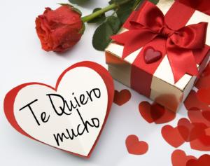 Imágenes de amor con rosas