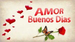 Imágenes De Buenos Días Amor Imágenes Bonitas