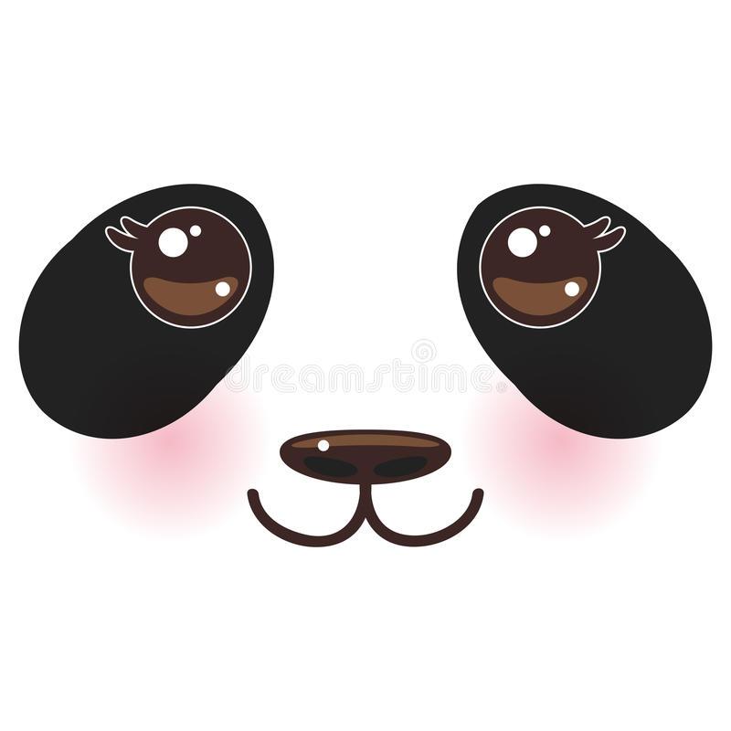 imagenes de oso panda kawaii