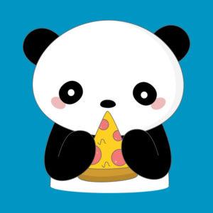 panda kawaii imagenes
