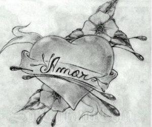 Las Mejores Imagenes Bonitas Para Dibujar De Amor Y Compartirlas