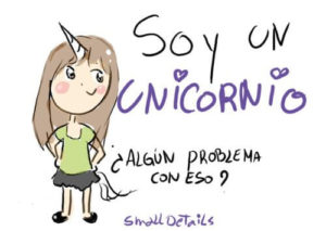 imagenes bonitas de unicornios con frases