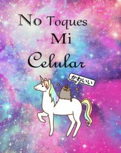 imagenes de unicornios kawaii con frases