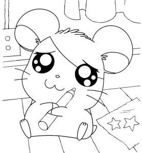 30 Imágenes Para Dibujar De Anime Bonitas Listas Para Imprimir