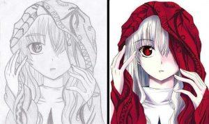 30 Imagenes Para Dibujar De Anime Bonitas Listas Para Imprimir