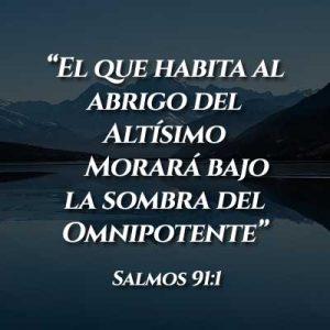 imágenes del salmo 91