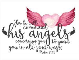 imagenes del psalm 91