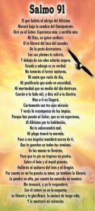 imagenes del salmo 91 completo