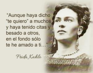 Frida Kahlo reflexiones