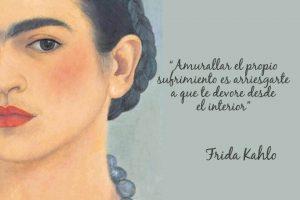 frases de Frida Kahlo hermosas
