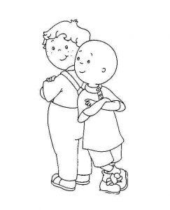 imágenes de amistad en dibujar