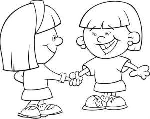 imágenes de amistad para dibujar chidos