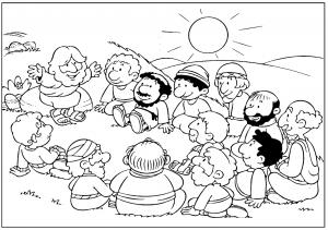 Imágenes Cristianas Para Colorear Dibujar Evangélicas Dtb