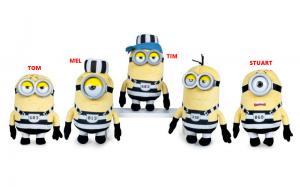 imagenes de los minions con nombres