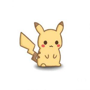 imagenes de pikachu kawaii para descargar