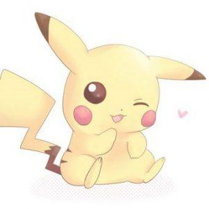 imagenes de pikachu kawaii para descargar gratis