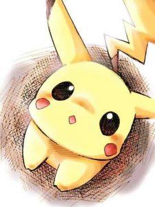 pikachu muy tierno