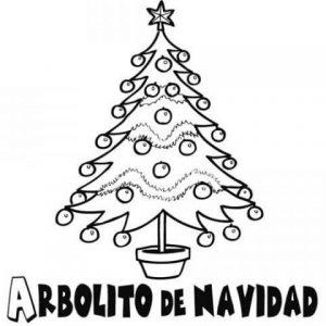 árbolito de navidad