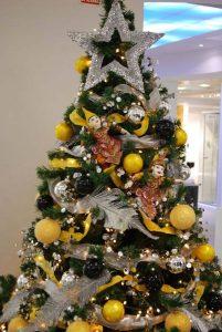Imágenes de Árboles de Navidad decorados