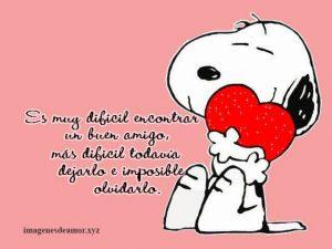 Las Más Bonitas Imágenes De Snoopy Con Frases Colorear