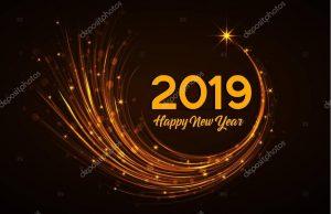 imagenes de feliz año nuevo 2019 en inglés