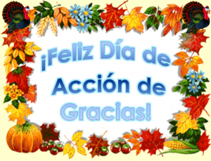 imagenes de feliz día de acción de gracias bonitas