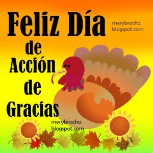 imagenes de feliz día de acción de gracias para descargar