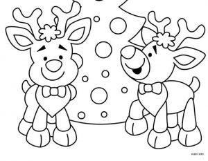 Bonitos Dibujos De Navidad Para Colorear Faciles.Imagenes De Navidad Para Colorear Dibujar Las Mejores
