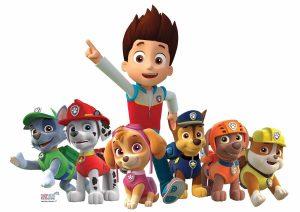 imagenes de paw patrol para niños