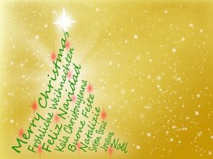 fondos de navidad con letras