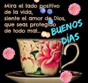 Imágenes De Buenos Días Cristianas Dios Bendiga Tus Pasos