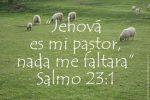Imágenes del Salmo 23