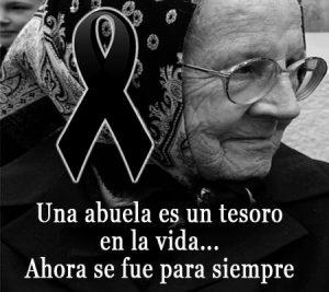 Imágenes De Luto Para Mi Abuelo Descansa En Paz Tata
