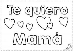 dibujos para mamá