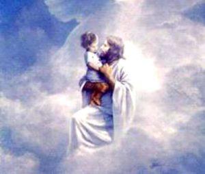 imagenes de dios en el cielo lindas