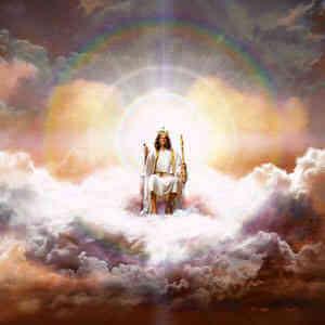 imagenes de dios en el cielo para descargar