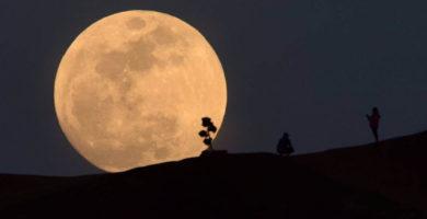 imágenes bonitas de la luna