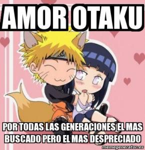 amor otaku