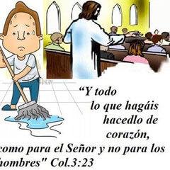 Imágenes Cristianas para Servir a Dios chidas