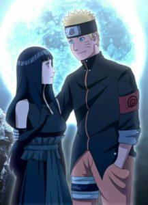 Imágenes de Naruto y Hinata gratis