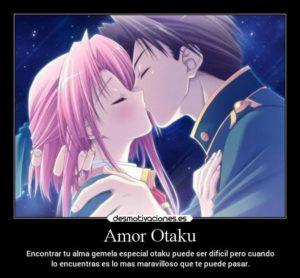 Imágenes de amor Otaku para dedicar