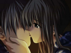 Imágenes de amor Otaku para descargar