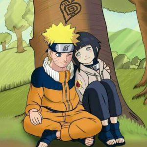 imágenes bonitas Naruto y Hinata