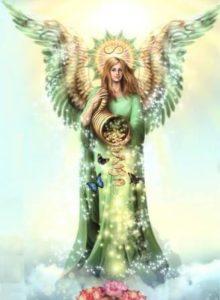 imágenes de ángeles de abundancia