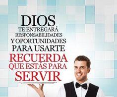 imágenes para servir a dios
