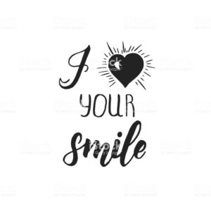 Imágenes de Me gusta tu Sonrisa en inglés